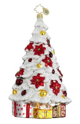 Alpine Pine Radko Christmas Ornament