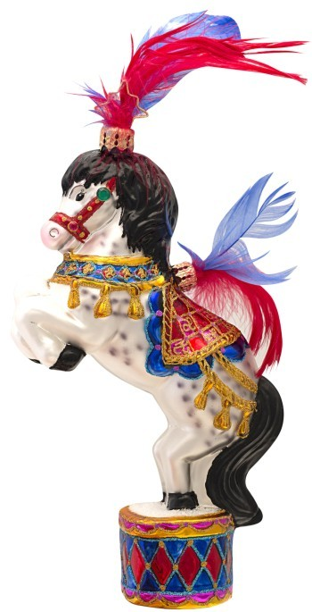 Equine Magesty Radko Ornament