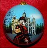 There's a Place for People Like (fill in the blank) Christmas Ornament Personalized by Russell Rhodes