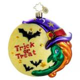 Bewitched Radko Christmas Ornament Personalized by Russell Rhodes