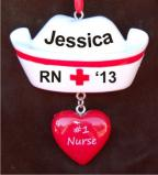 Special Nurse Christmas Ornament