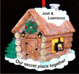 Run Away with Me! Christmas Ornament Personalized by Russell Rhodes