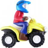 ATV 4 Wheeler Ornament for Kids Christmas Ornament Personalized by Russell Rhodes