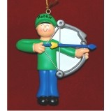 Archery Ornaments