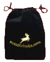 Dozen Ornament Storage Bags Personalized by Russell Rhodes