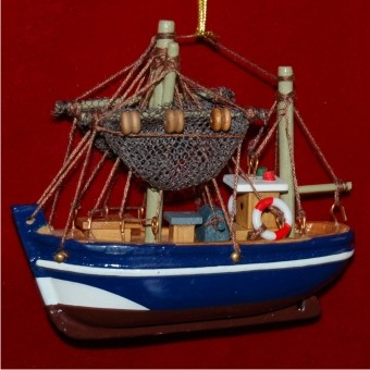 Pirate Boat Handcrafted
