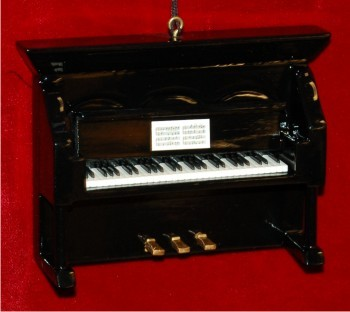 Upright Piano Hand Crafted in Wood