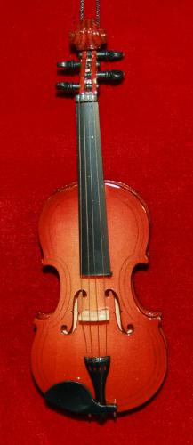 Violin Hand Crafted Wood