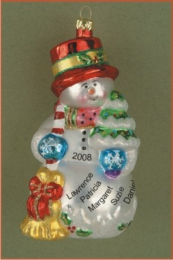 Frosty's Family Blown Glass