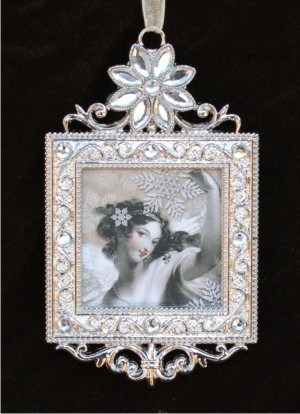Resplendent with Light Memorial Frame