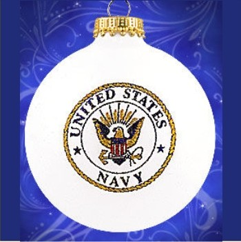 US Navy Glass