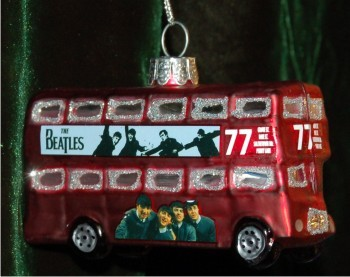 Beatles Hard Days Night Tour Bus