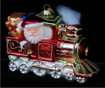 Polish Christmas Train