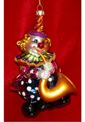 Fabulous Clown Glass