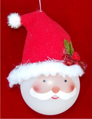 Light-up Santa with Hat