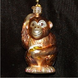 Chimpanzee Glass
