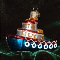 Tugboat Glass