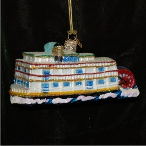 Riverboat Glass