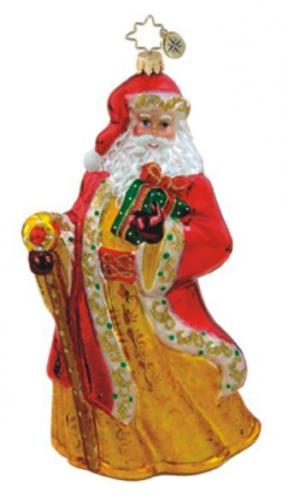 Stately St. Nick