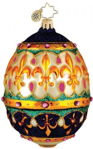 Faberge Fab Royal Purple Egg