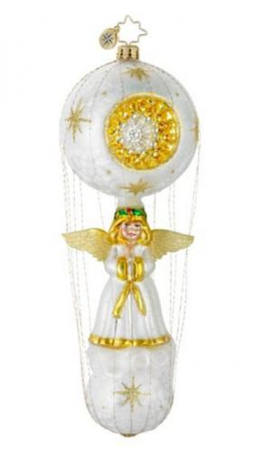Angels Heard on High Multi-Piece Reflector Design with Gold Chords