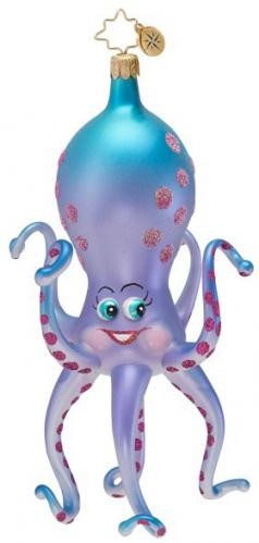 Etta the Octopus