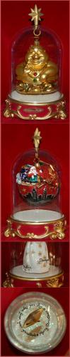 Medium Ornament Keepsake Dome - Up to 8 People