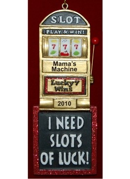 One-Armed Bandit Slot Machine Vegas