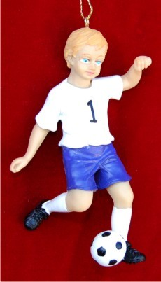 Young Soccer Player Male