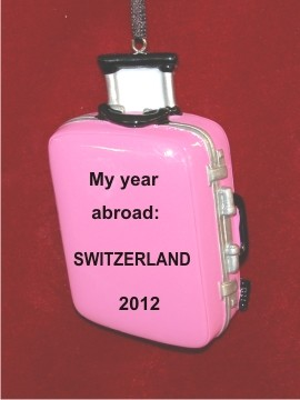 My Year Abroad Female