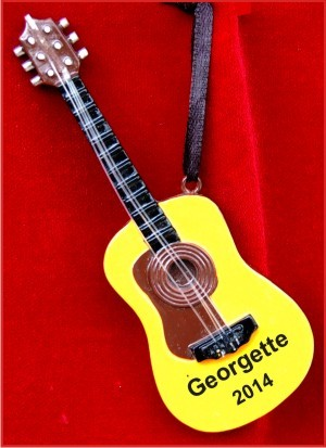 Artistic Flair Acoustic Guitar