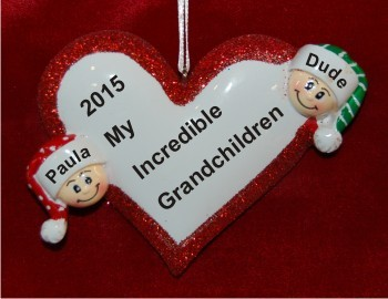 Loving Heart 2 Grandchildren
