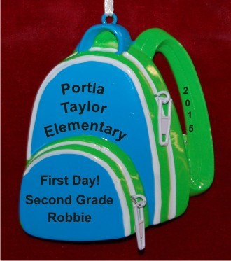 School Backpack for Boy