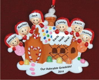 Gingerbread & Candy: Our 6 Grandchildren