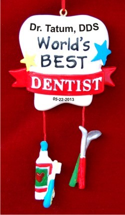 Graduation - World's (Newest) Best Dentist