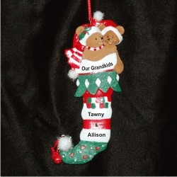 Bear Stocking of 2
