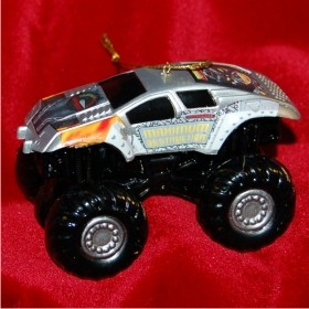 Maximum Destruction Monster Jam Truck