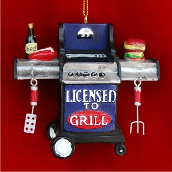 Licensed to Grill Dad