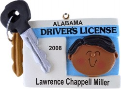 New Driver for Male African American