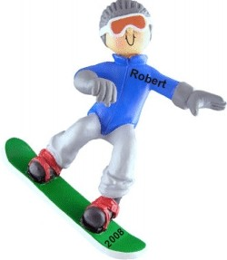 Snowboard Star Male