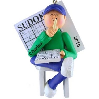 Sudoku Wizard! Male