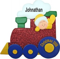 Christmas Train for Kids