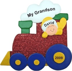 Christmas Train for Grandson