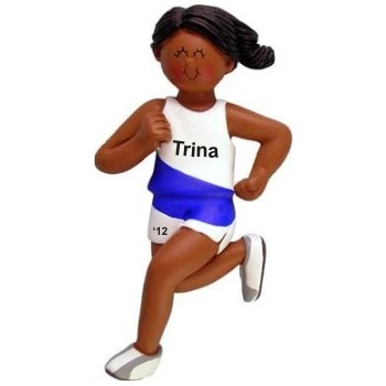 African-American Female Runner