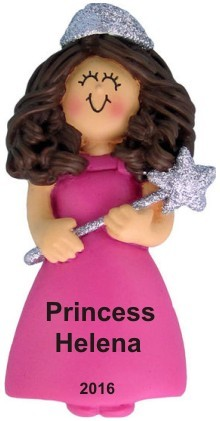 Modern Princess Brunette