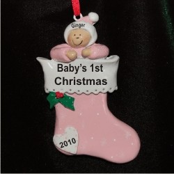 Stocking for Baby Girl