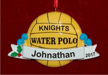Water Polo Champ
