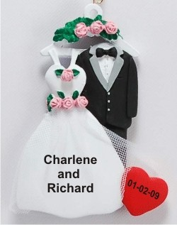 Wedding Tux & Gown